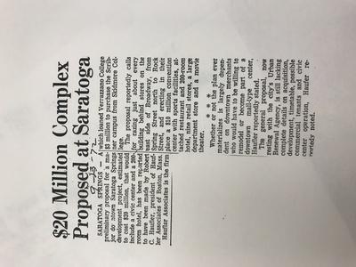 1972-$20MillionComplexProposedAtSaratoga-September13.JPG