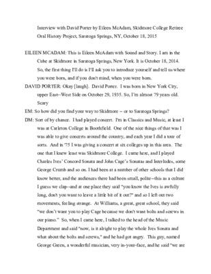 David Porter - Transcript.pdf