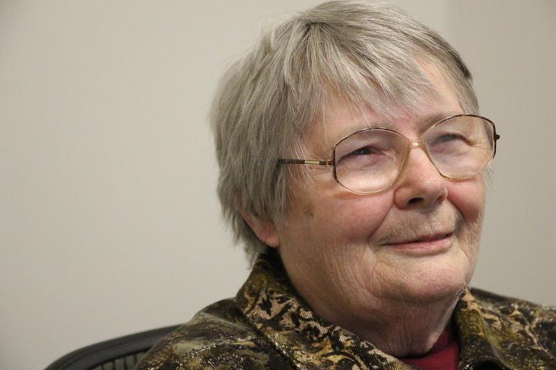 Interview with Eleanor Samworth