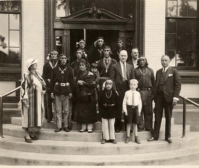 Hopi Indians at City Hall, 1936.jpg