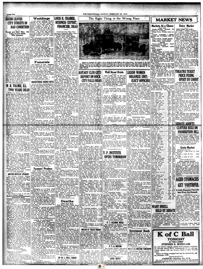 CramerObit-p2-Saratoga Springs NY Saratogian 1927 - 0603.pdf