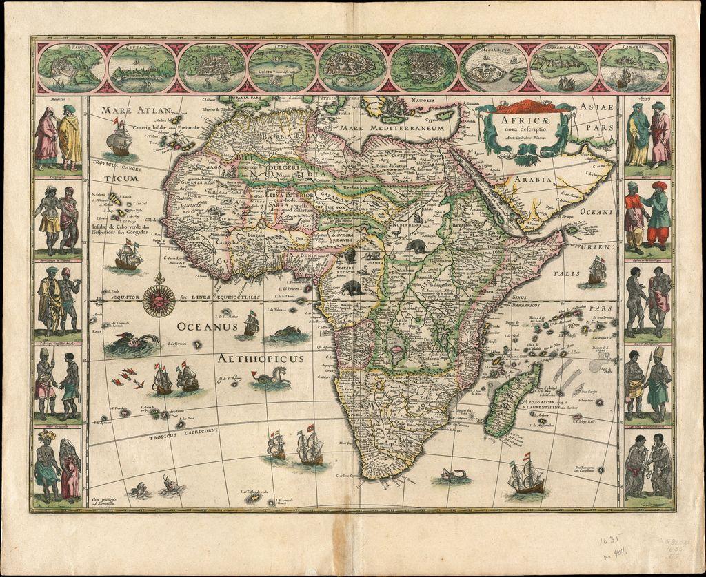 Africae nova descriptio