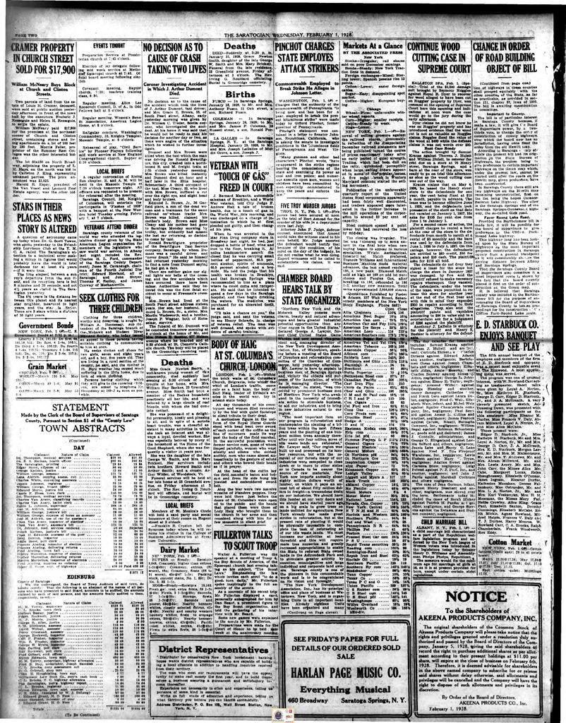 1928-2CramerPropertiesSold-Estate-Saratoga Springs NY Saratogian 1928 - 2328.pdf