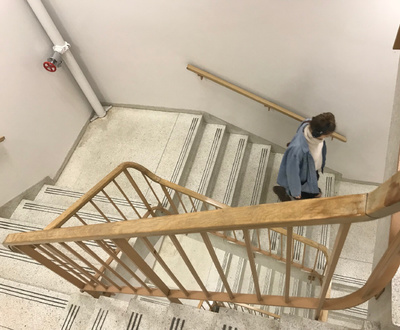 The Staircase to Home