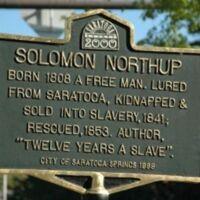 Solomon Northup Marker