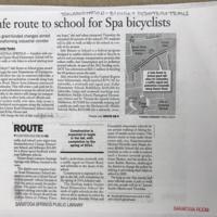 2008-SafeRouteToSchoolForSpaBicyclists-TimesUnion.jpg