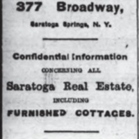 Advertisement, Lester Brothers Real Estate