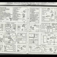 [Scribner Campus Map, 1943-44]
