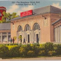 The Broadway Drink Hall, Saratoga Springs, N.Y.