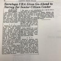 1976-SaratogaURAGivesGo-AheadToSurveyForSeniorCitizenCenter-January27-Gazette.JPG