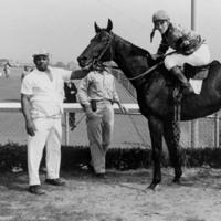 Wesley Smiley trainer, former steeplechase jockey horse Graham of Geniva