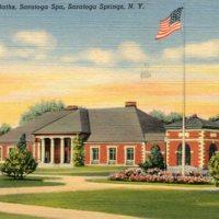 Roosevelt Baths, Saratoga Spa, Saratoga Springs, N.Y.