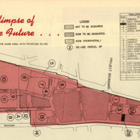 Urban Renewal in Saratoga Springs: A Glance at the Present...A Glimpse of the Future...