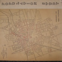 Map of the City of Saratoga Springs