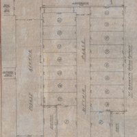 Map of the Property of James Ritchie, Saratoga Springs, N.Y.