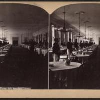 Grand Union Dining Hall, Saratoga.