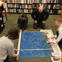The making of Saratoga Springs in Maps