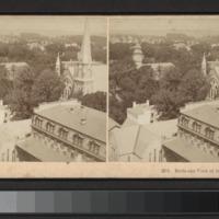 [Bird's Eye View of Saratoga]