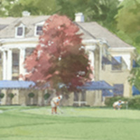Hyland Clubhouse
