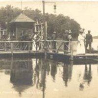 Boat Landing, Forest Park, Ballston Lake, NY