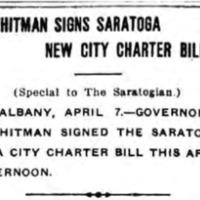 1915-4-7-GovernorSignsCharterBill-Saratogian.png